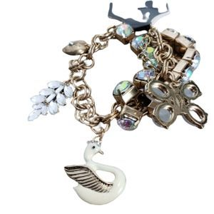 Beautiful Whimsical Charm Bracelet Juniors Small